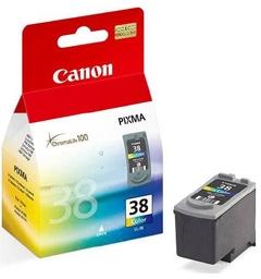 Cartus cerneala original Canon CL 38